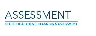 Assessment | Office of Academic Planning & Assessment